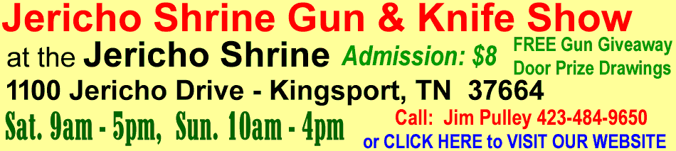 Jericho Gun and Knife Show